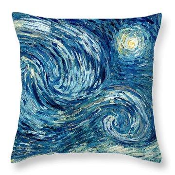 St. Vincent Throw Pillows
