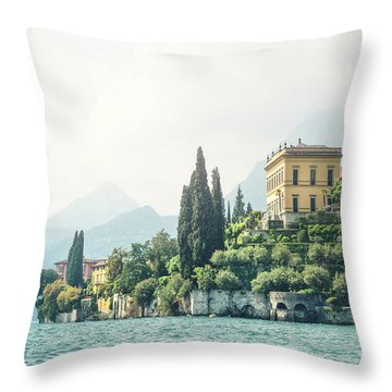Dream Of The Return Throw Pillow