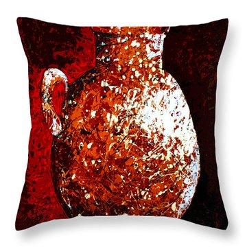 Dripx 85 Throw Pillow