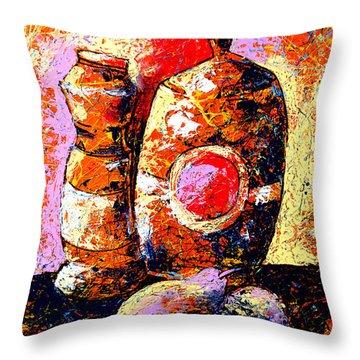 Dripx 78 Throw Pillow