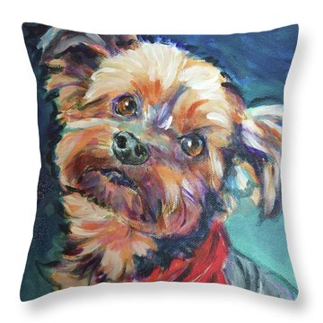 Duke Throw Pillow
