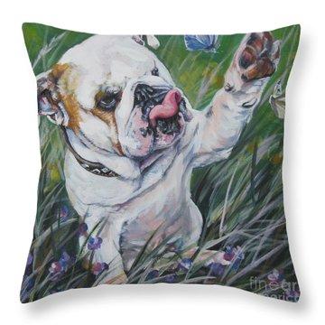 Cabbage Throw Pillows