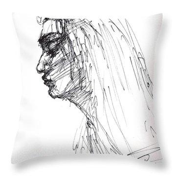 Erbora Throw Pillow