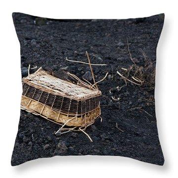 Etna Throw Pillow