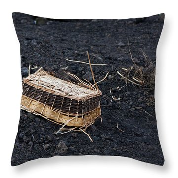 Etna Throw Pillow