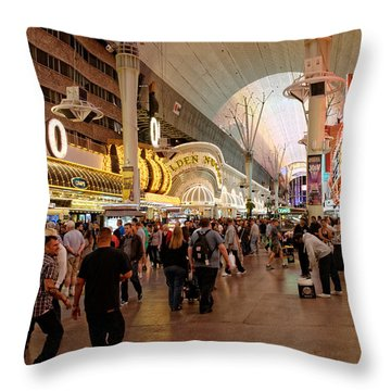 Experience This Throw Pillow
