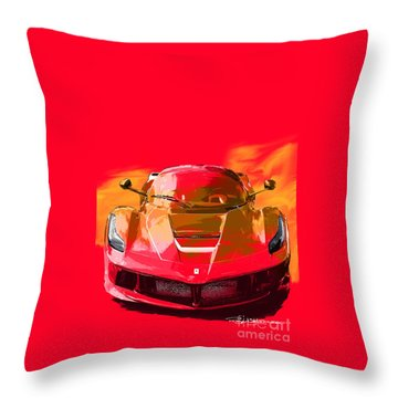 F150 Throw Pillow
