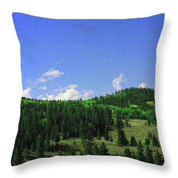 Faafallscene118 Throw Pillow
