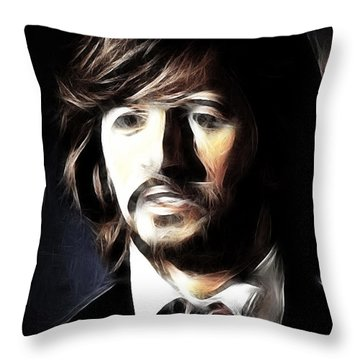 Fabulous Ringo Throw Pillow