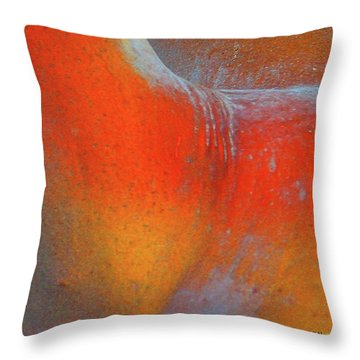 Fearlessness Throw Pillow