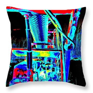 Feb 2016 35 Throw Pillow
