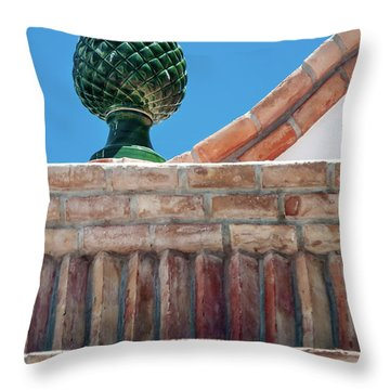 Finial Throw Pillow