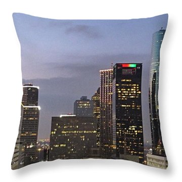 #flashbackfriday - The View Of Throw Pillow