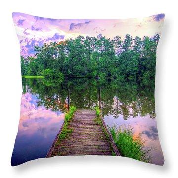 Flint Creek Throw Pillow