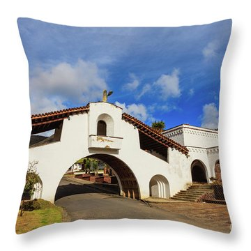 Guatavita Throw Pillows