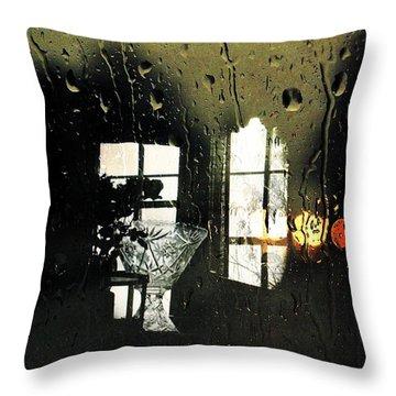 H2o Dreams Throw Pillow