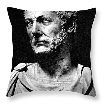 Hannibal, Carthaginian Military Throw Pillow