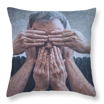 Torso Throw Pillows