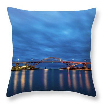Hoan Throw Pillow