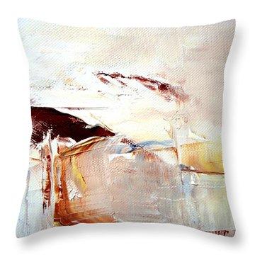 Homage To Gary Kendall  Maha Throw Pillow