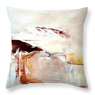 Homage To Gary Kendall Throw Pillow