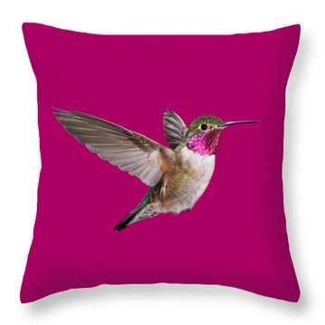 Hummer All Items Throw Pillow