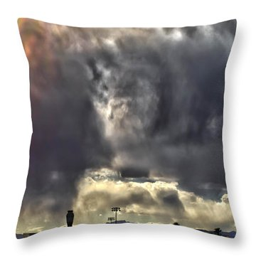 I Am That, I Am Throw Pillow
