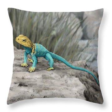 I Dare You Throw Pillow