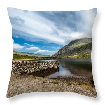 Tryfan Throw Pillows