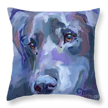 Ike Throw Pillow