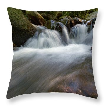 Ilse, Harz Throw Pillow