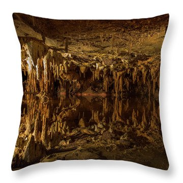 In The Upside-down Throw Pillow