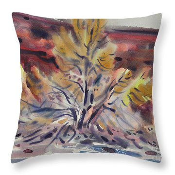 Ironwood Throw Pillow