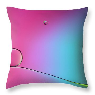 Bubble Throw Pillows