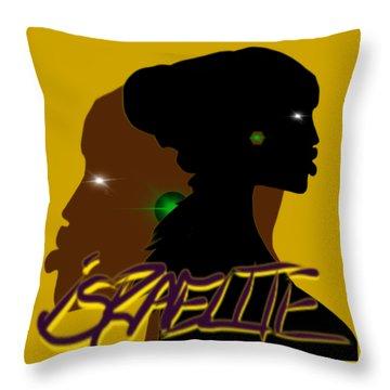Israelite Throw Pillow