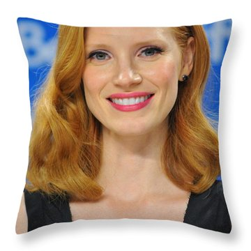 2010s Makeup Throw Pillows