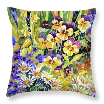 Joyful Noise Throw Pillow