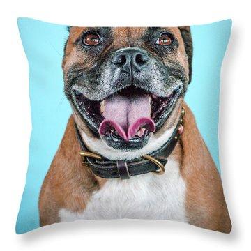 Kayla Throw Pillow