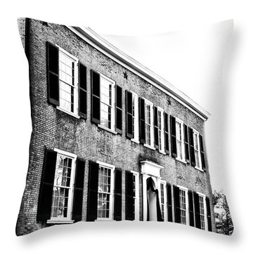 Kentucky Home  Throw Pillow