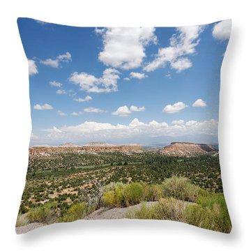 La Strada Throw Pillow