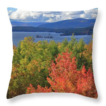 Abenaki Throw Pillows