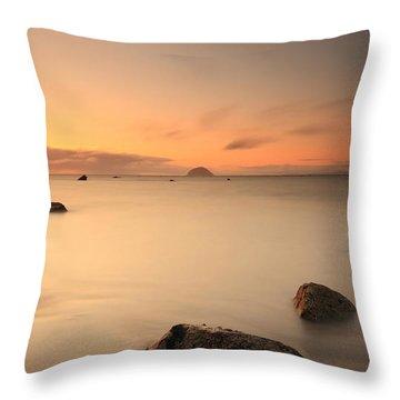 Lendalfoot Sunset Throw Pillow
