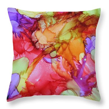 Sprinkled With Pixie Dust Throw Pillow