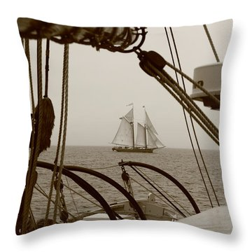 Lewis R French Throw Pillow