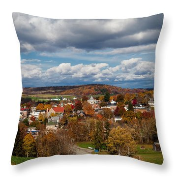 Ligonier Valley Throw Pillow
