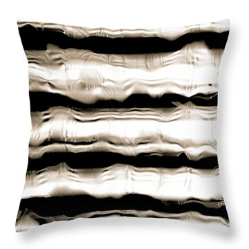 Like A Daydream Throw Pillow by Bonnie Bruno