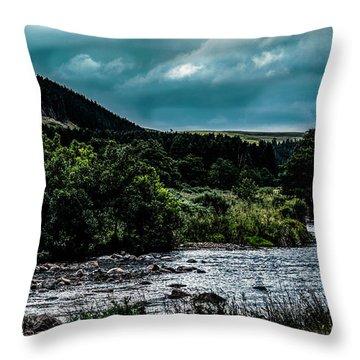 Linhope Throw Pillow