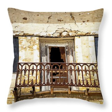 Lost To Time Throw Pillow