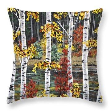 Lynn Throw Pillows
