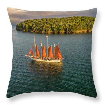 Margaret Todd  Throw Pillow